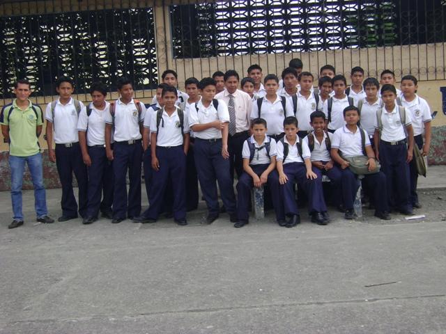 Finalizada la primera fase del proyecto de formación profesional de jóvenes en Ecuador financiado por la Fundación Mapfre-img2