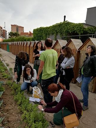 La Xarxa de Ciutats i Pobles cap a la Sostenibilitat visita 3CLa Xarxa de Ciutats i Pobles a favor de la Sostenibilitat visi-img2