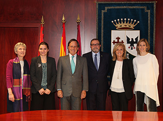 Humana and Alcobendas: € 30,000 for Manos Unidas and Vicente Ferrer projects-img1