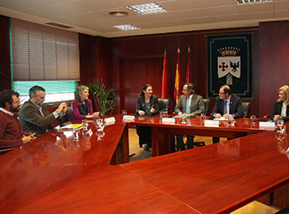 Humana and Alcobendas: € 30,000 for Manos Unidas and Vicente Ferrer projects-img2