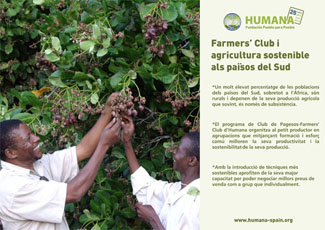 Humana presents at Biocultura its program for social farming-img3