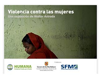 """Palma acoge la expo fotográfica """"Violencia contra las mujeres"""" -img1"""
