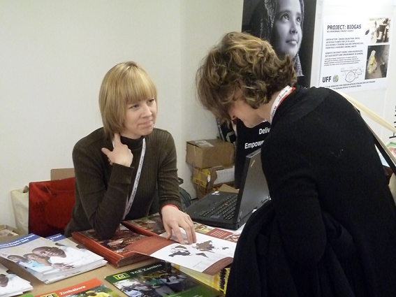 HUMANA, participant at the European Development Days-img1