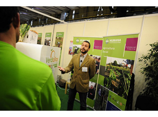 Humana shows at Biocultura the selected initiatives in the social farming program 2013-img1