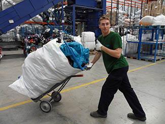 El reciclatge tèxtil, clau per al medi ambient-img2