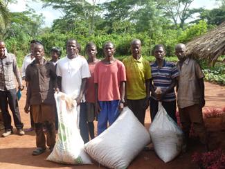 Humana i HPP-Congo potencien a Gémena la formació sobre qualitat i multiplicació de llavors-img2