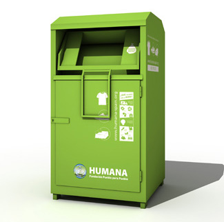 13 Catalan municipalities join the Humana textile recycling campaign 'Save 140' -img2