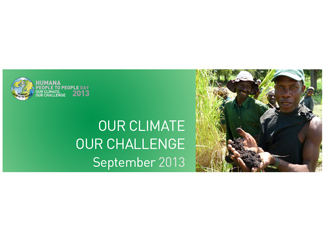 Humana Day 2013: Our Climate, Our Challenge-img1
