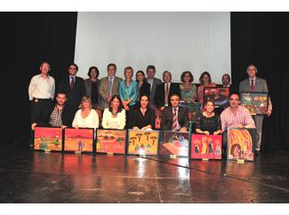 Lliurats els IV Premis Humana de Reciclatge Tèxtil a Madrid i Zona Centro-img1