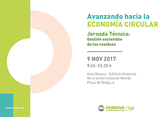 Humana: circular economy conference in Asturias-img1