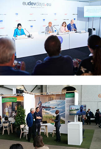 Humana People to People en los European Development Days 2018-img3