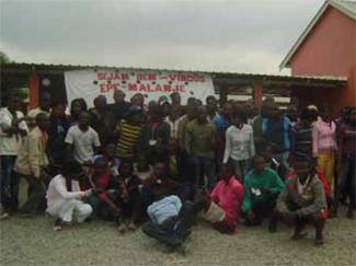 Sixth anniversary of the EPF of Malanje, Angola-img2