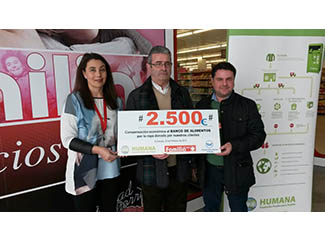 Humana and Velgalsa-Eroski support Food Banks of Galicia and Asturias-img2