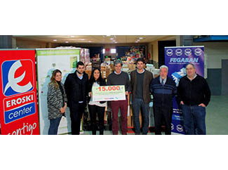 Humana and Velgalsa-Eroski support Food Banks of Galicia and Asturias-img1