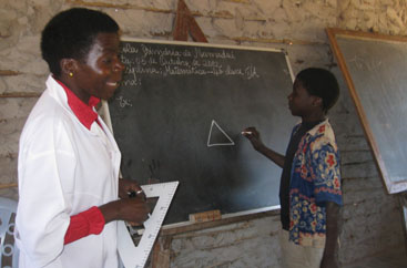 For the quality education in Mozambique-img1