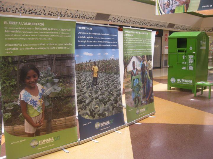 En marcha Humana Day Street Action y la Exposición Fotográfica sobre seguridad alimentaria-img2