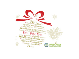 Humana wishes you a happy 2014-img1