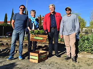 Inauguración del Programa de Agricultura Social 3C de Rivas-img3