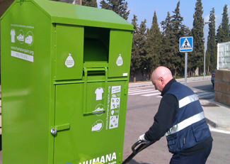 Balearic Islands joins the network of  Humana recycling and cooperation-img1