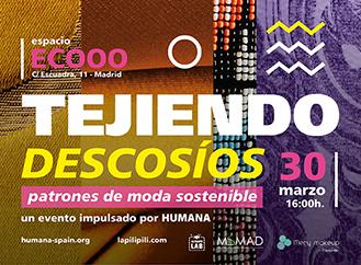Humana da voz a la moda sostenible con un gran evento en Madrid-img1