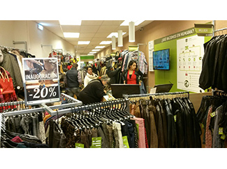 Humana new store opens in Madrid sustainable fashion-img1