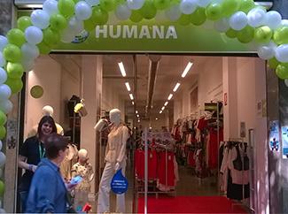 Barcelona: New Humana store  -img1