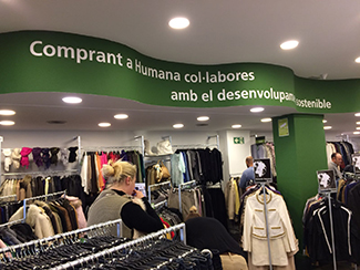First Humana sustainable fashion store in Tarragona-img1