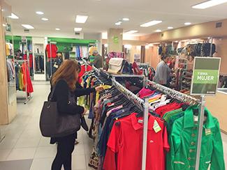 Humana obre la 16ª botiga a Madrid-img1