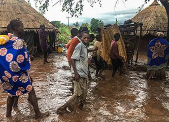 El cicló Idai arrasa Moçambic, afectant a diversos projectes d'Humana-img1