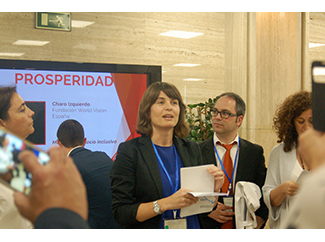 Humana at Global Compact Spain networking event-img1