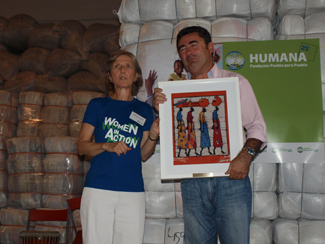 Delivered the III Humana Textile Recycling Awards of Andalusia-img3