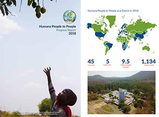 Humana People to People lanza su informe anual 2018-img1
