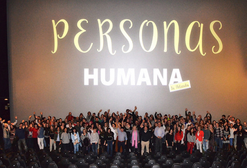 The premiere of 'Personas', broch of the XXX Anniversary of the Foundation-img1