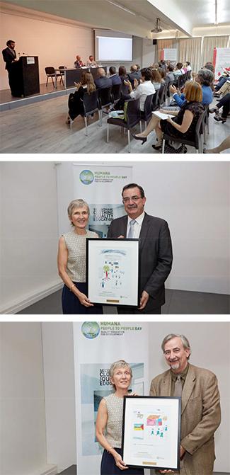 Humana Day Madrid. Entregados los VII Premios de Reutilización de Textil-img2