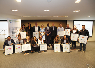 Humana Day Barcelona. Lliurats els VII Premis de Reutilització de Tèxtil-img1