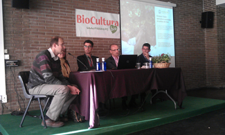 Humana presents at Biocultura its program for social farming-img2