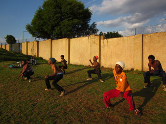 Primeros resultados del proyecto de cultura y desarrollo en Sudáfrica -img2