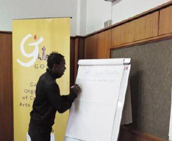 Primeros resultados del proyecto de cultura y desarrollo en Sudáfrica -img1