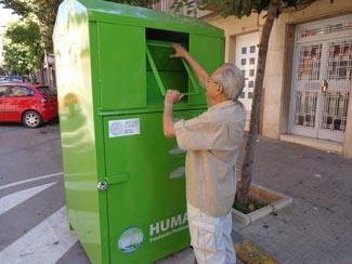 Reciclaje textil = protección del medio ambiente-img1