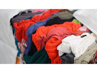 Used clothing for social actions-img1