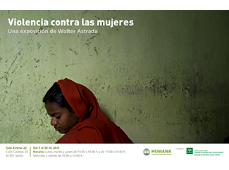 Violence against women photo exhibition, in Sevilla-img1