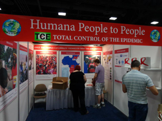 Humana People to People presenta su programa TCE en la XIX International AIDS Conference-img3