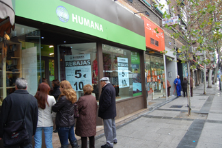 Humana, 25 botigues a Espanya i Portugal-img2