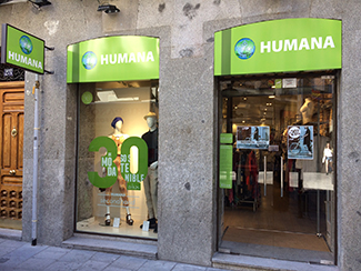 New Humana Secondhand Store in Madrid-img1
