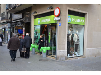 New Humana store in Barcelona-img2