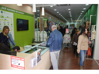New Humana store in Madrid-img2
