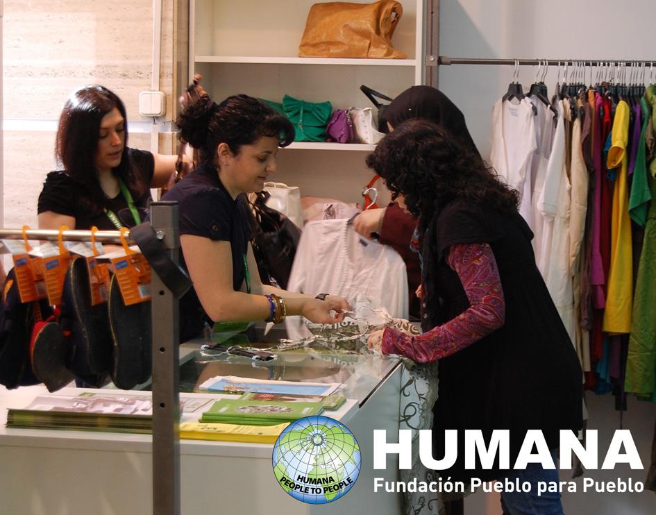 HUMANA abre su séptima tienda de ropa y calzado de segunda mano en Madrid-img1