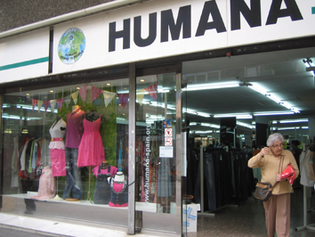 50% discount for unemployed people in all HUMANA stores-img1