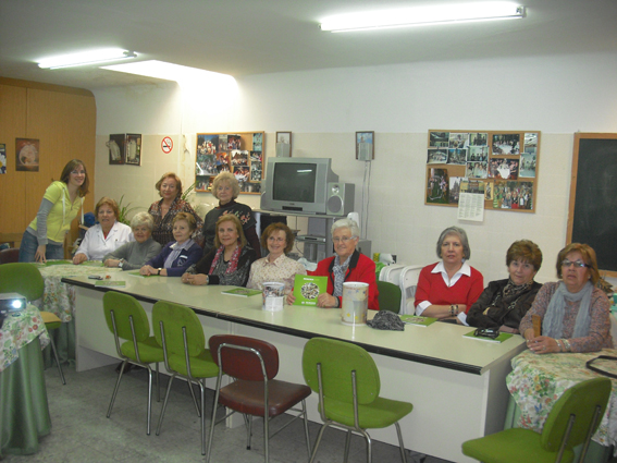 'You make the world' event with the Association of Women for Democracy in Aranjuez (Madrid)-img1