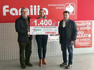 Human and Vegalsa-Eroski donate € 18,435 to three social Galician organizations-img2